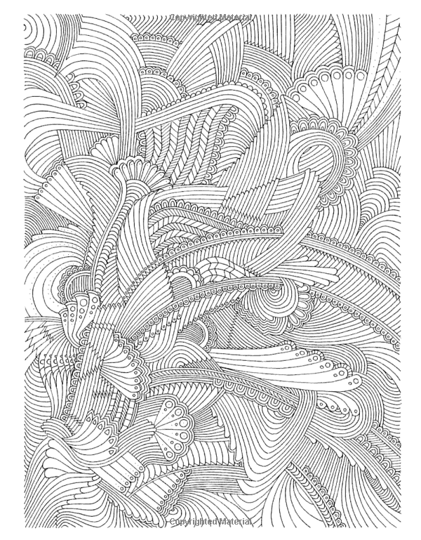 Color Me Crazy Insanely Detailed Creations To Challenge Your Skills And Blow Your Mind Peter Deligdisch 97803 Pattern Coloring Pages Color Me Coloring Books