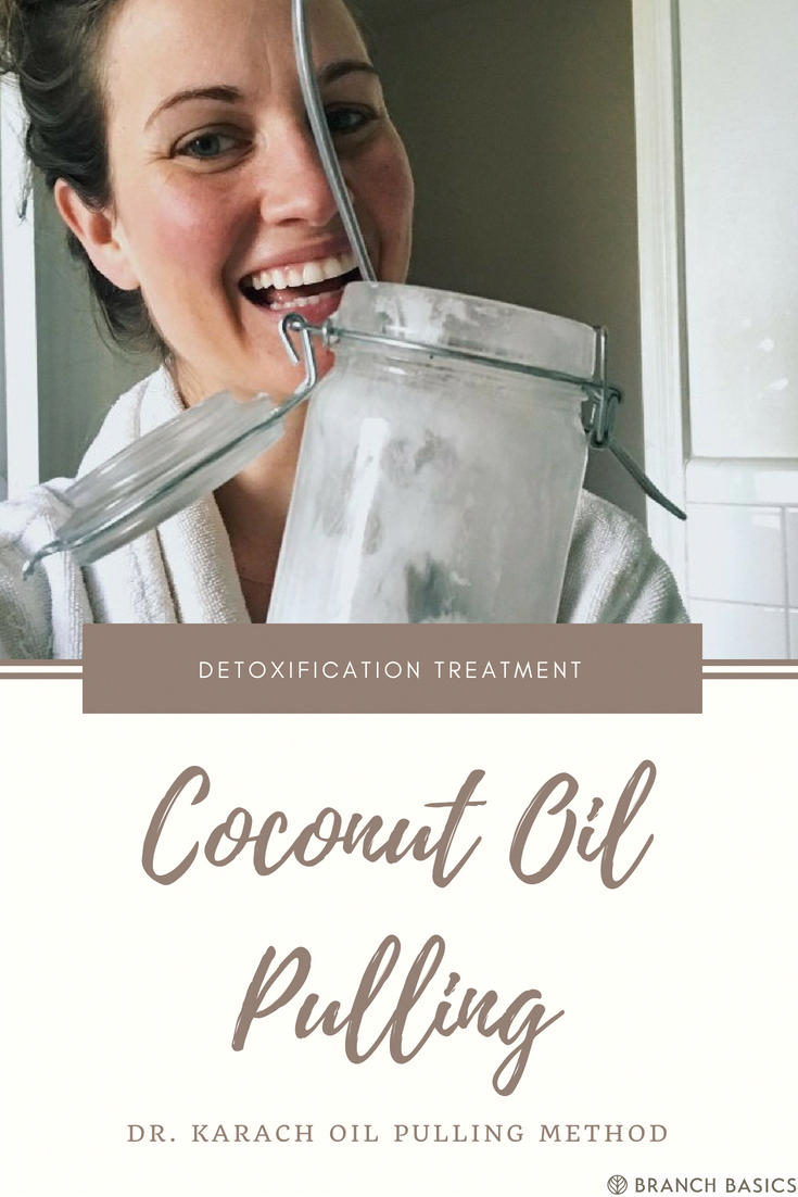 Learn about the benefits of coconut oil pulling, how to do