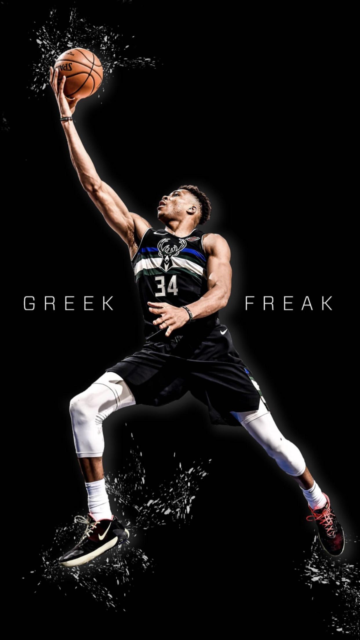 greek fr34k🦌 in 2020 | Giannis antetokounmpo wallpaper ...