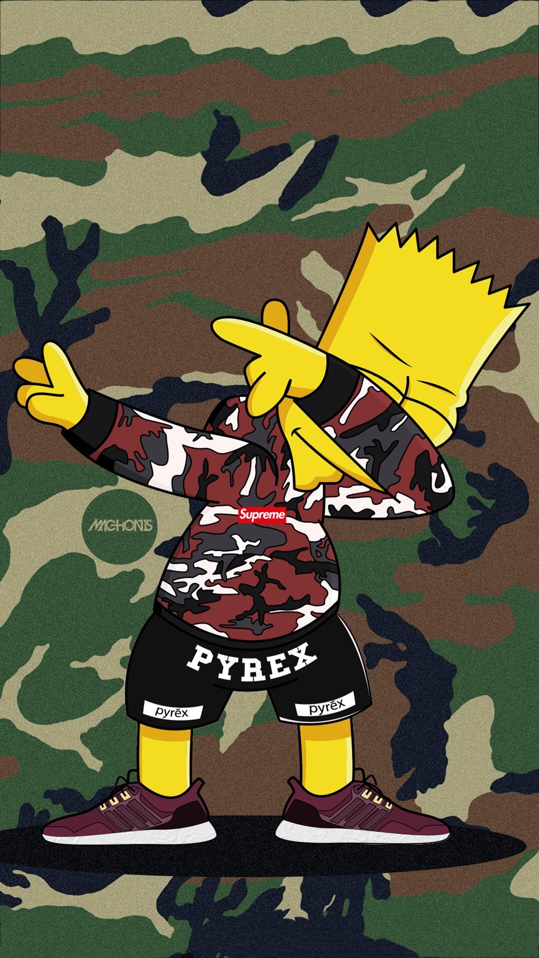 pin by gaming with bryon z on dabing pinterest bart simpson the