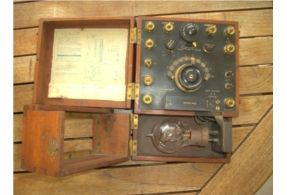 Very Old Transceiver Transmitter-Plane Aircraft - 1910-1930