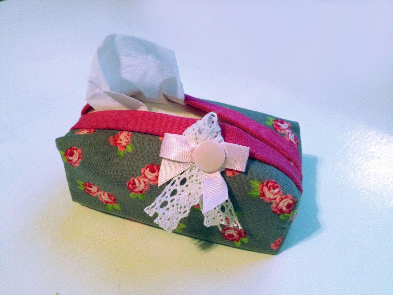 Heute will ich mit euch so ein Taschentücher-Etui nähen | Kostenlose ...