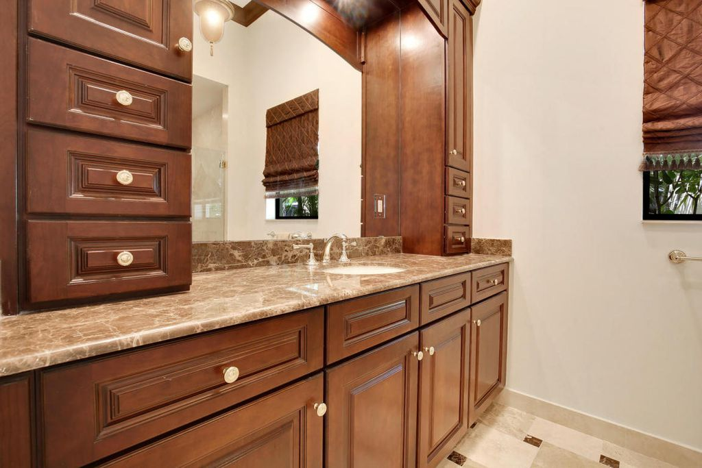 Bathroom upper cabinets | Upper cabinets, Bathroom, West ...