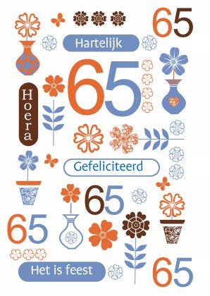van harte gefeliciteerd 65 jaar hartelijk Gefeliciteerd voor 65 jaar | More Happy birthday ideas van harte gefeliciteerd 65 jaar