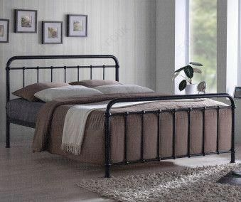 Miami Metal Bed Frame Has Been Made To Incredibly High Standards