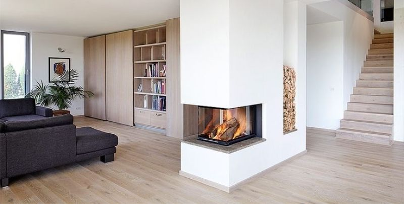Wohnzimmer Mit Kamin Modern Erstaunliche Hause Design Ideen In Wohnzimmer  Mit Kamin