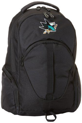 98ac88cc750 NHL San Jose Sharks Backpack by adidas. $24.61. Carry Your School Or Game  Supplies In This Light Weight Backpack By Adidas. Save 12% Off!