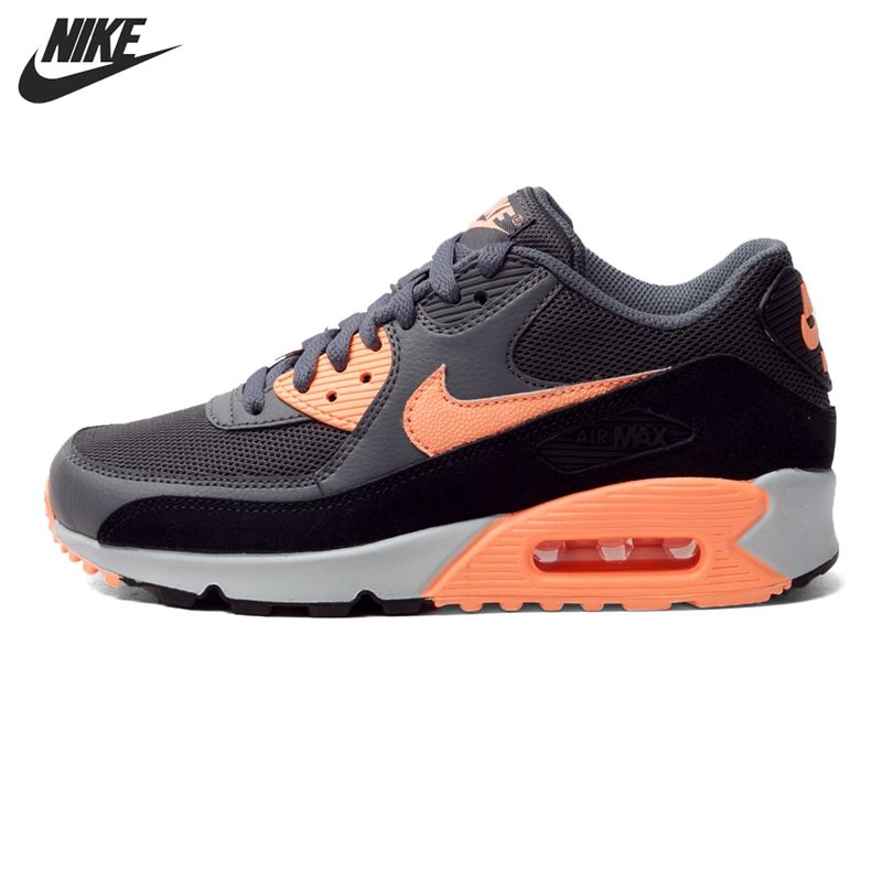 Original New Arrival 2016 NIKE AIR MAX 90 ESSENTIAL Women\u0027s Running Shoes  Sneakers free shipping http