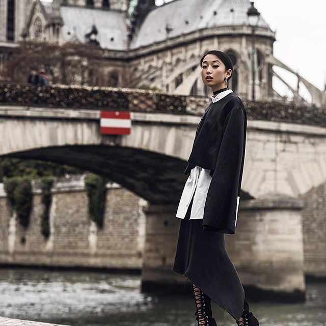 On Paris and the reign of #PFW now trying not to fall in the Seine at #shinebythree.com