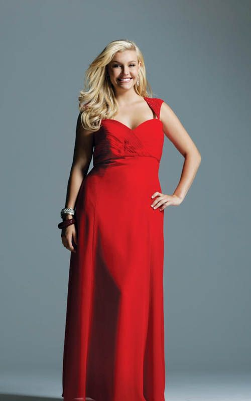 Red dress suit plus size – Dress best style form