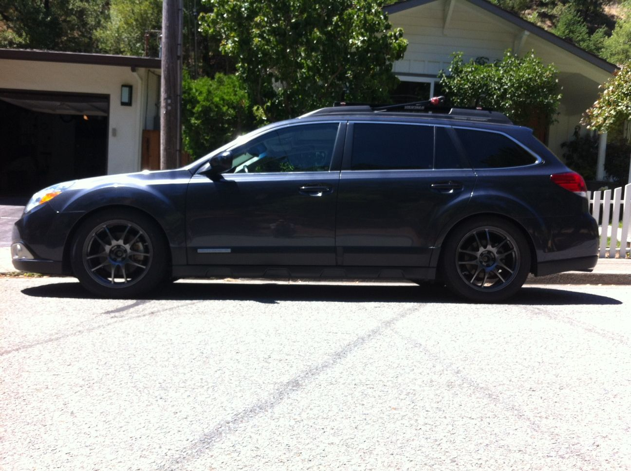2010 Outback 3 6R Lowered | Legacy and Lowered Outback