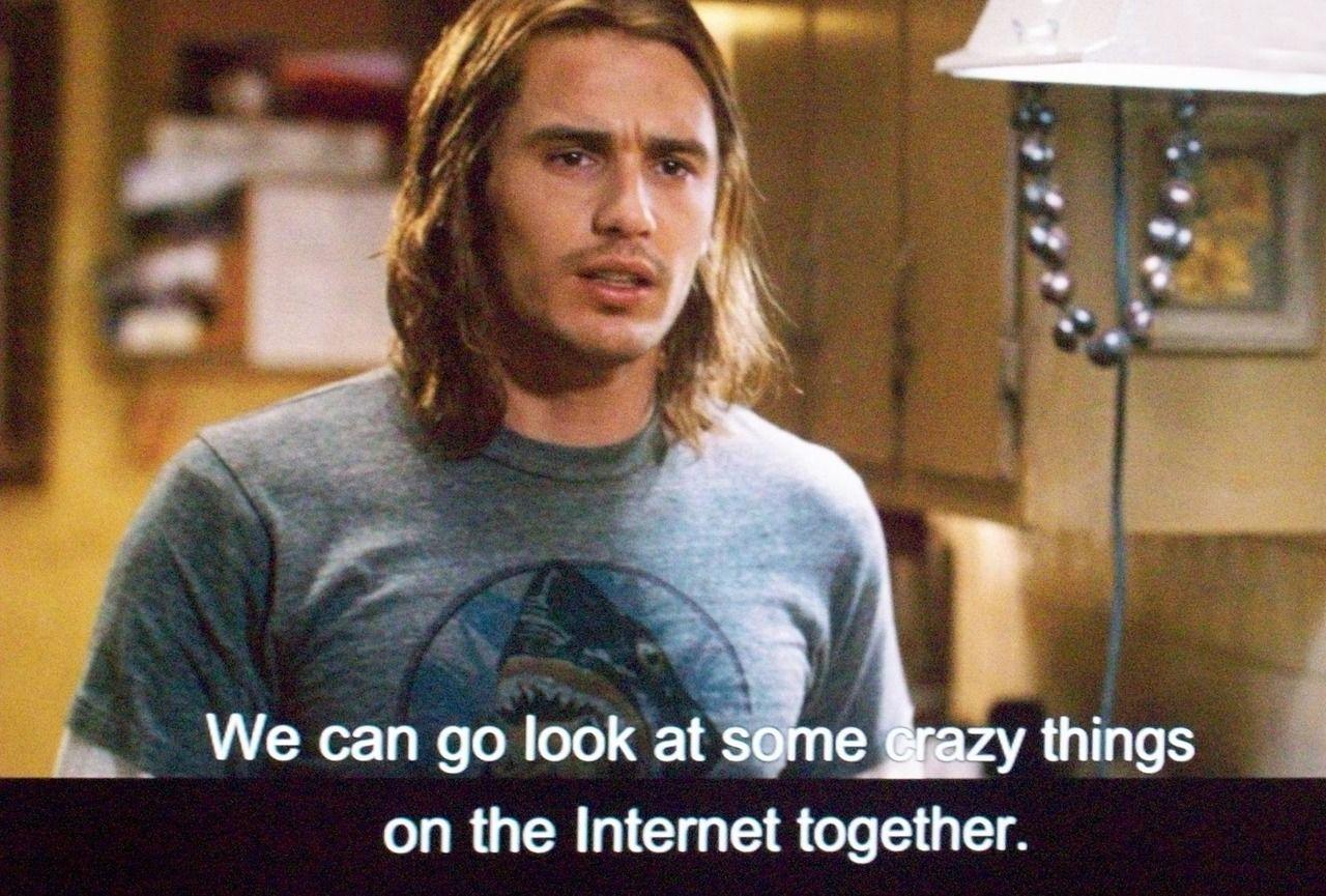 James Franco Movie Quotes