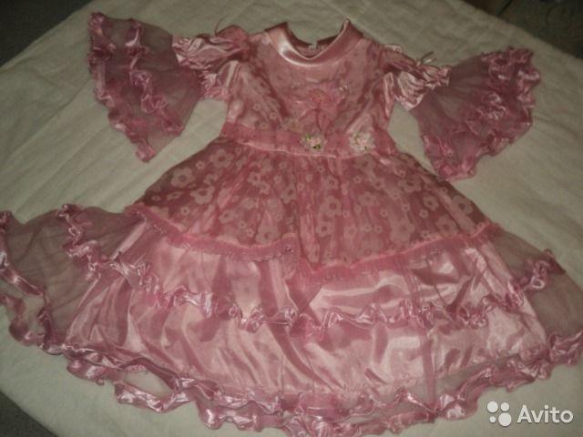 Продажа детских товаров для мальчиков и девочек Караганда - платье для девочки