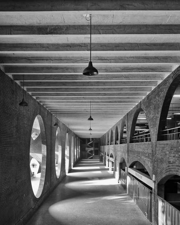 Architecture & Photography : Louis Kahn visual archive by Naquib Hossain