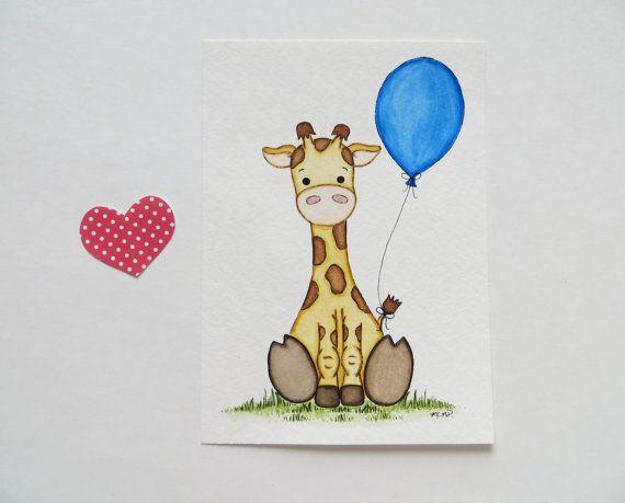 Kinderbilder fürs kinderzimmer giraffe  Kinderbilder Fürs Kinderzimmer Giraffe | afdecker.com