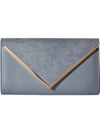 1431b557423 ALDO Women s Varina Light Blue Clutch ❤ ...