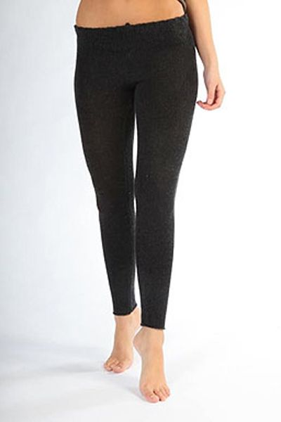 souchi ballet inspired cashmere leggings