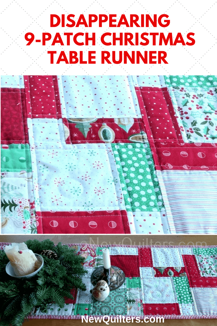 12 Days Of Christmas Quilted Table Runner Tutorial Quilted Table Runners Patterns Quilted Table Runners Christmas Table Runner Pattern