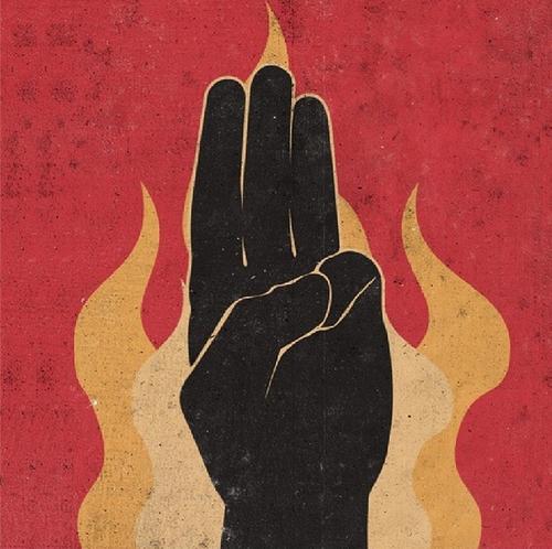 Ram Salutes Hunger Games