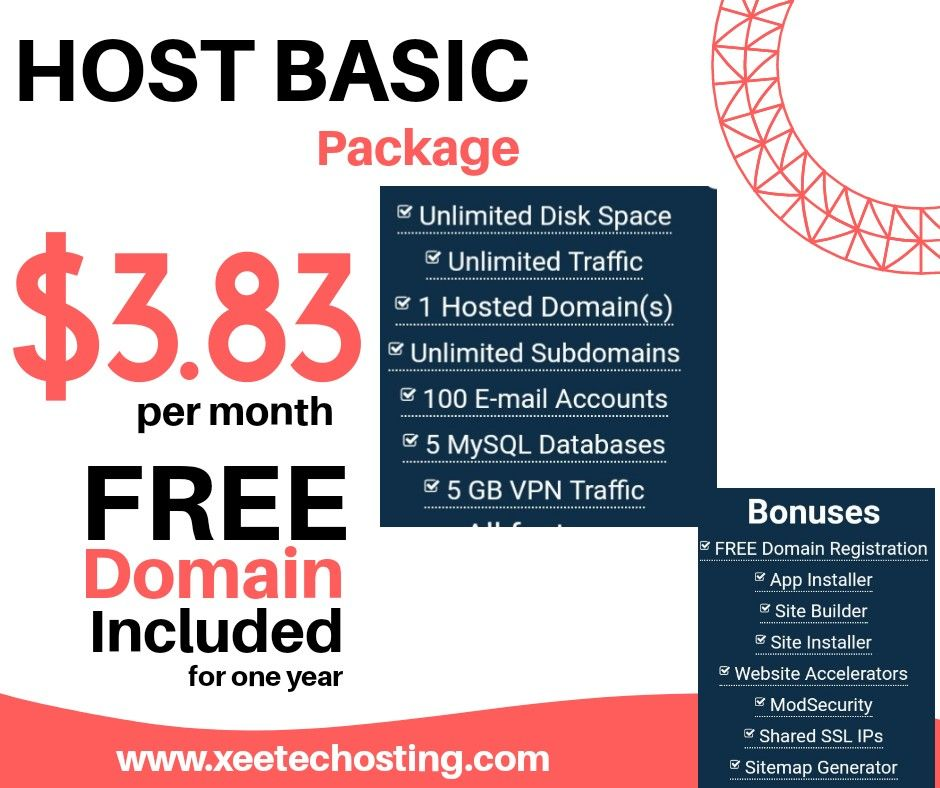 19++ Free web hosting and domain ideas