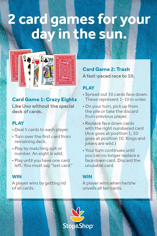 Easy card games for kids card games for kids card