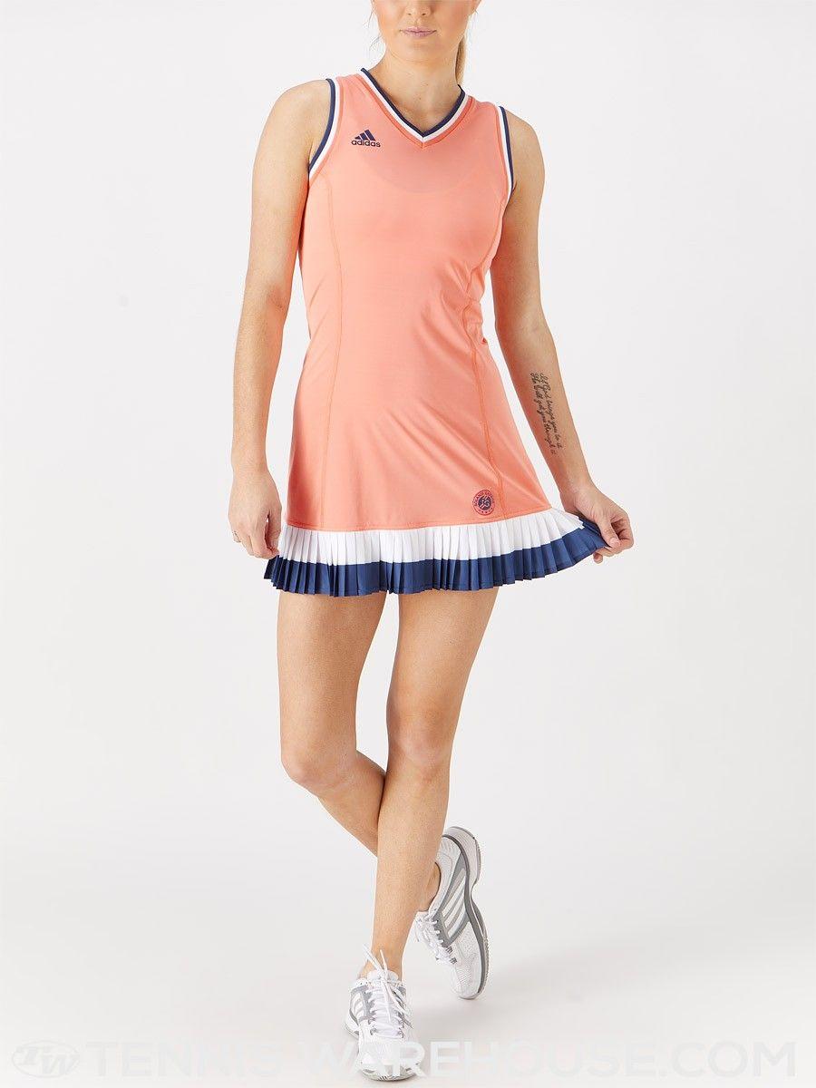 dac544de03e0 adidas Women s Roland Garros Dress