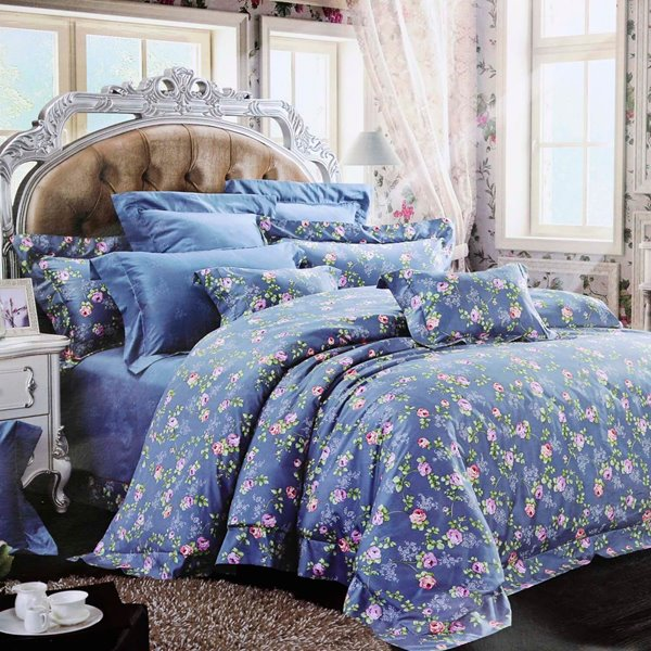 North Home Bedding Rosedale Queen 4 Piece Duvet Cover Set Rona