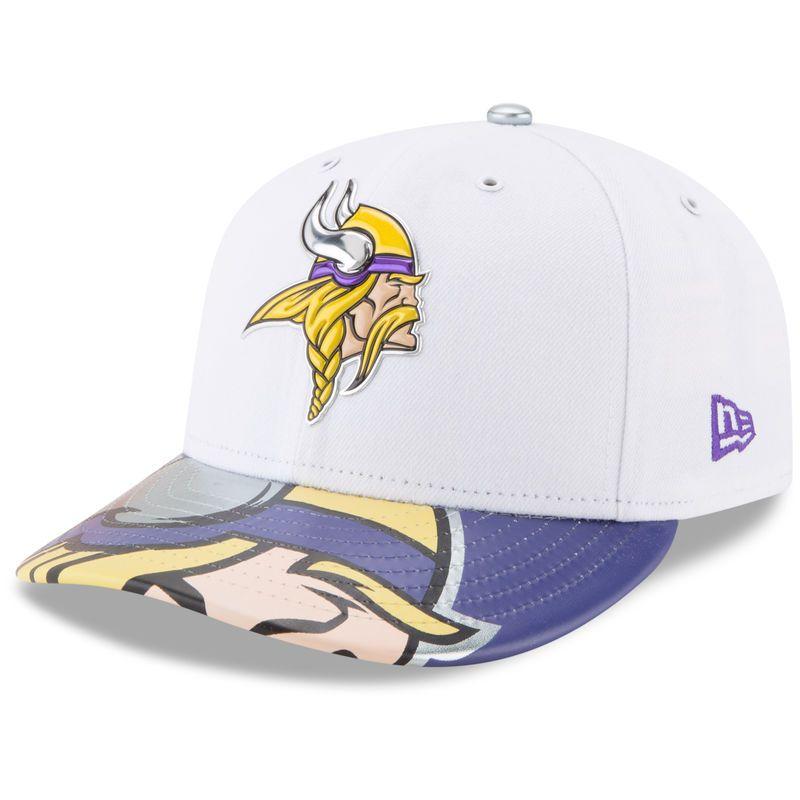 Pin By Edward Saint Dennis Fermin Rio On Hats Minnesota Vikings Fitted Hats Vikings
