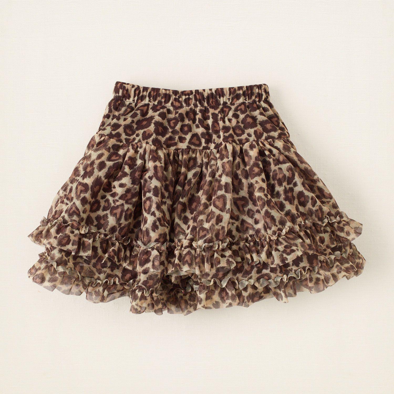 baby girl leopard tutu skirt Children s Clothing