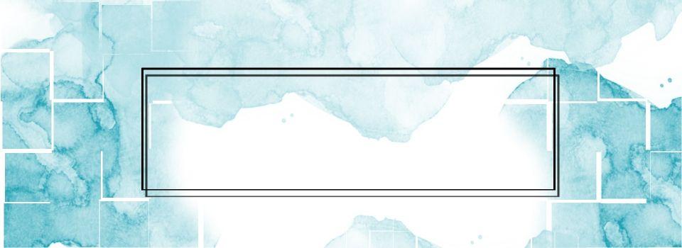 الأزرق التدرج ألوان مائية حد راية الخلفية Illustration Watercolor Blue Background Watercolor Border Graphic Design Background Templates