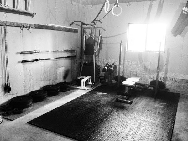 Inspirational garage gyms & ideas gallery pg 8 container gym at