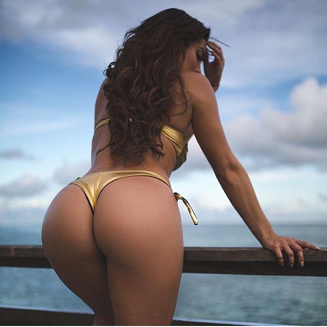 Latin Women Ass