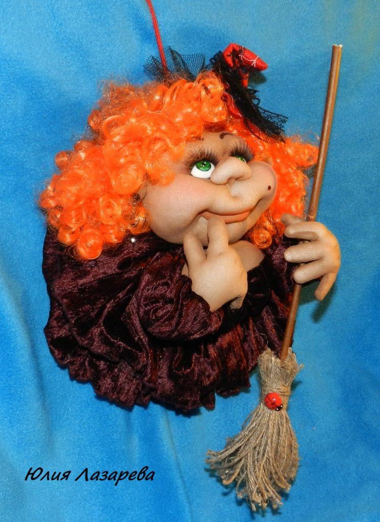 Чулочные куклы своими руками пошагово фото 898