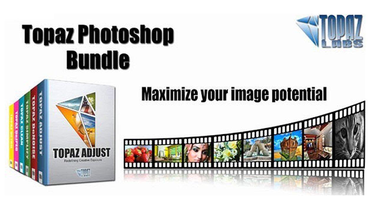 topaz photoshop plugins bundle update 2017