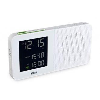 Braun Digital Alarm Clock Radio