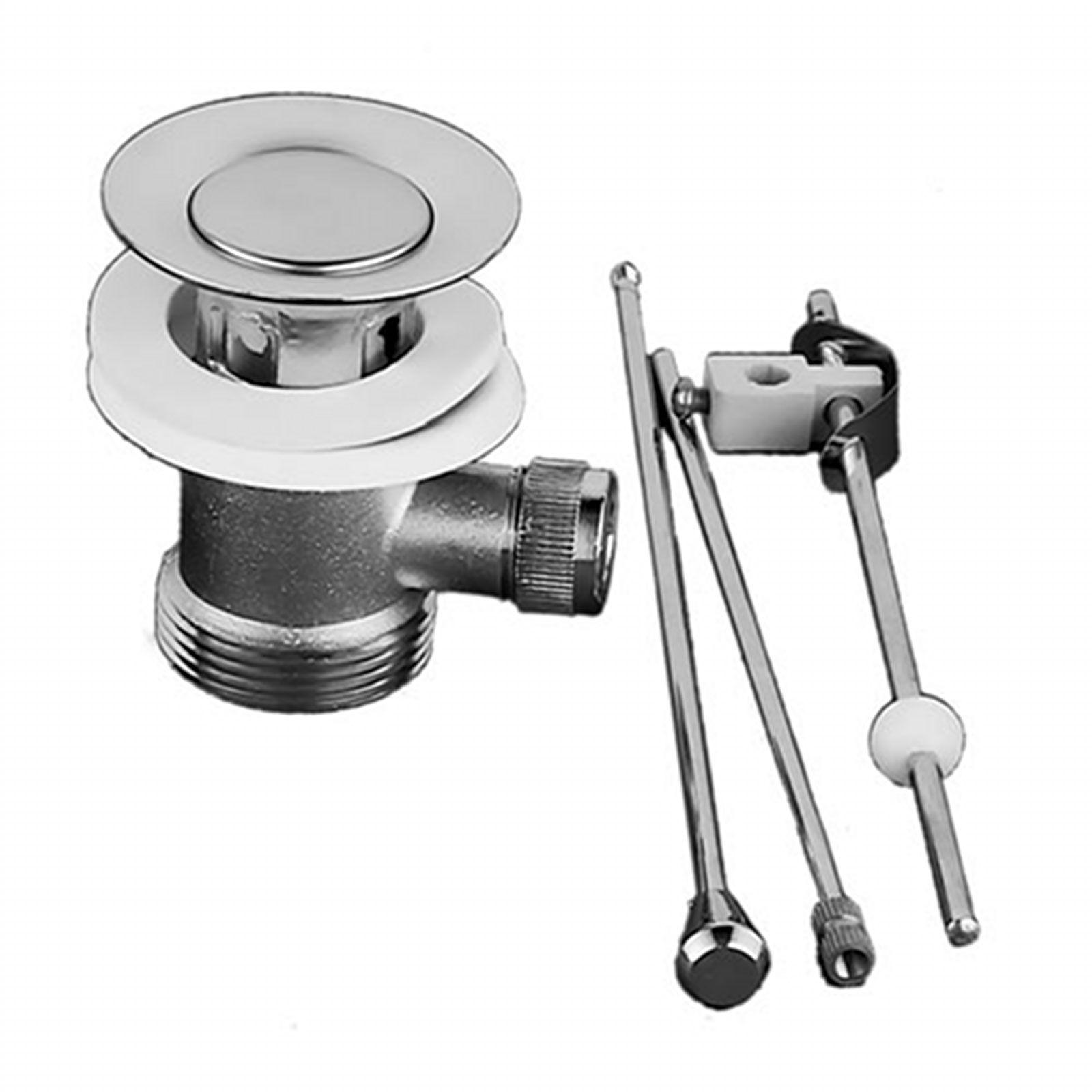 Sink plugs bathroom - B Q Bathroom Sink Plug