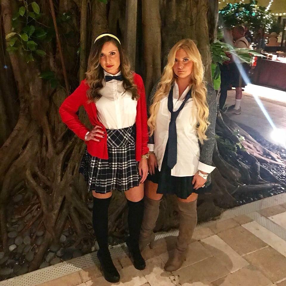 Blair Halloween Party 2020 Christmas Florida Gossip Girl Halloween costumes. Blair and Serena Halloween