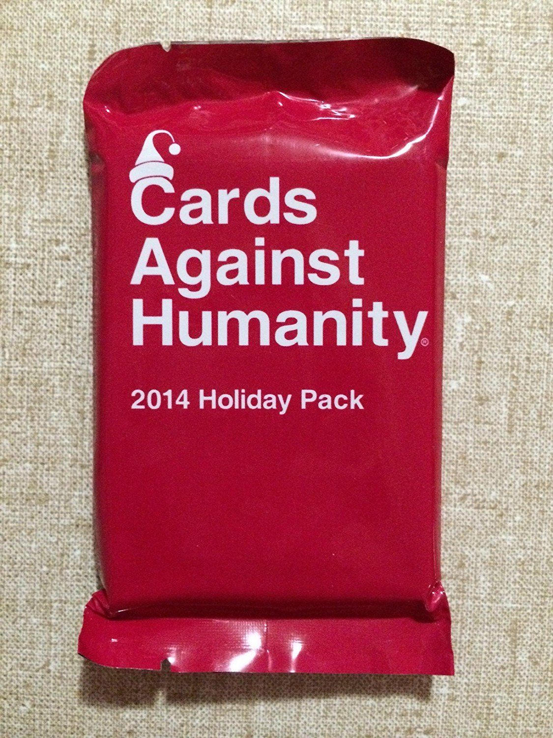 Cards against humanity 2014 holiday pack amazonca toys