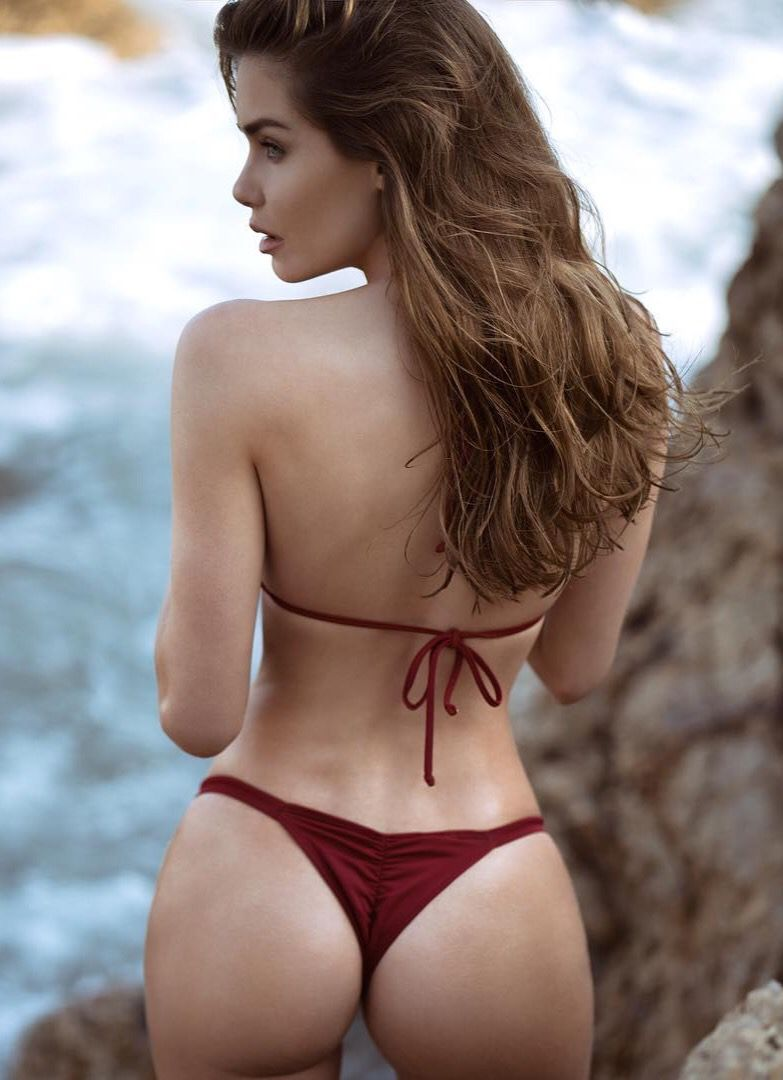 Lovely ass girl