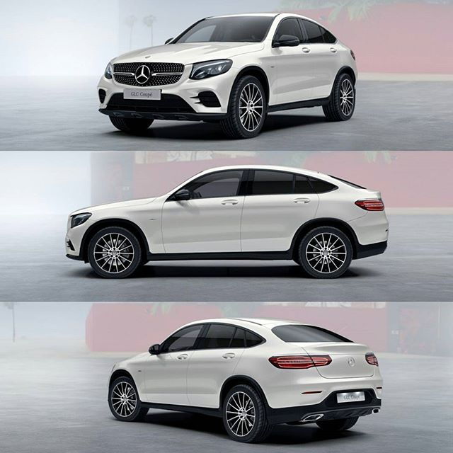 Bmw X6 Youtube: The All New 2017 Mercedes GLC Coupe