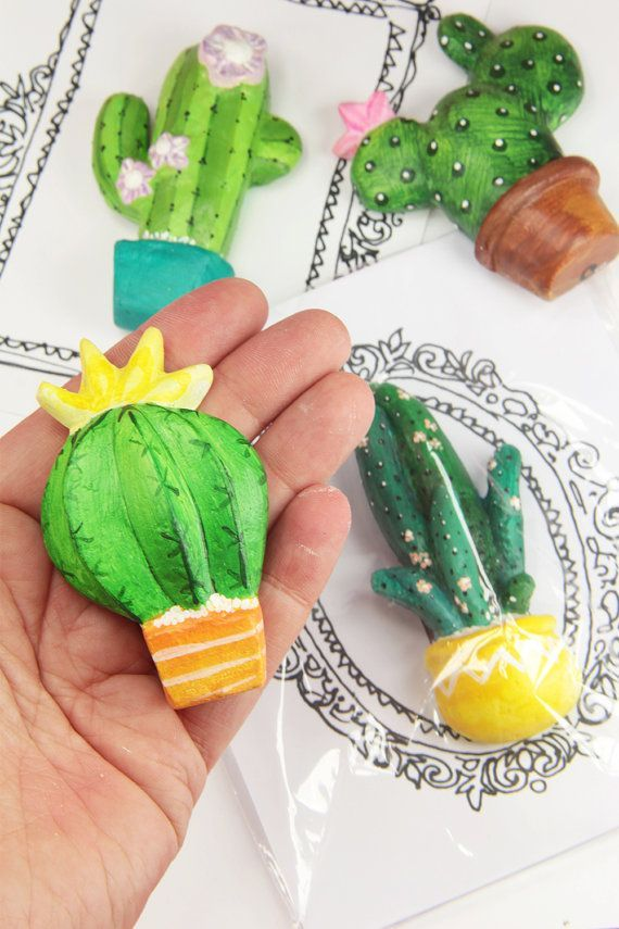cool cactus magnet for office or home, decorative magnet by http://www.best99-home-decor-pics.club/homemade-home-decor/cactus-magnet-for-office-or-home-decorative-magnet/