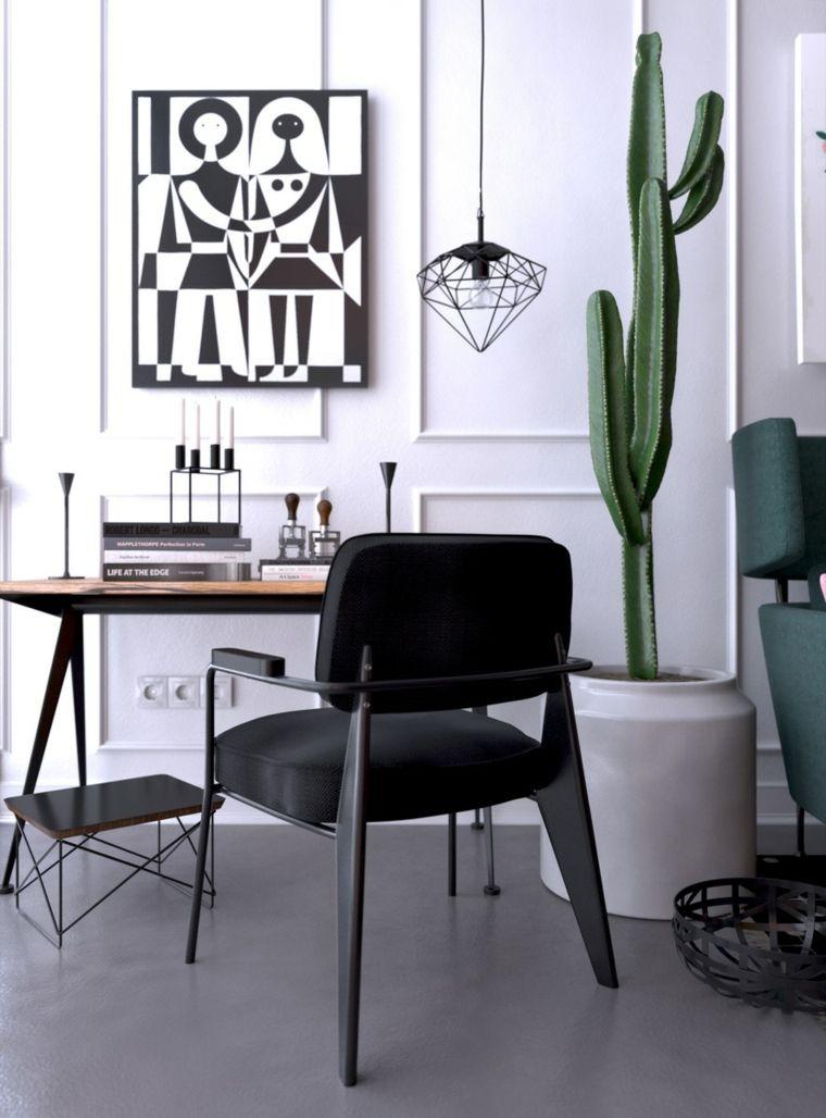 decoracion-pisos-modernos-elegantes Espacios Pinterest