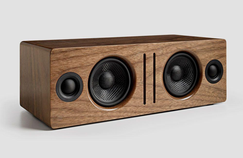 Audioengine B2: Bluetooth-Lautsprecher im Old-School-Look ...