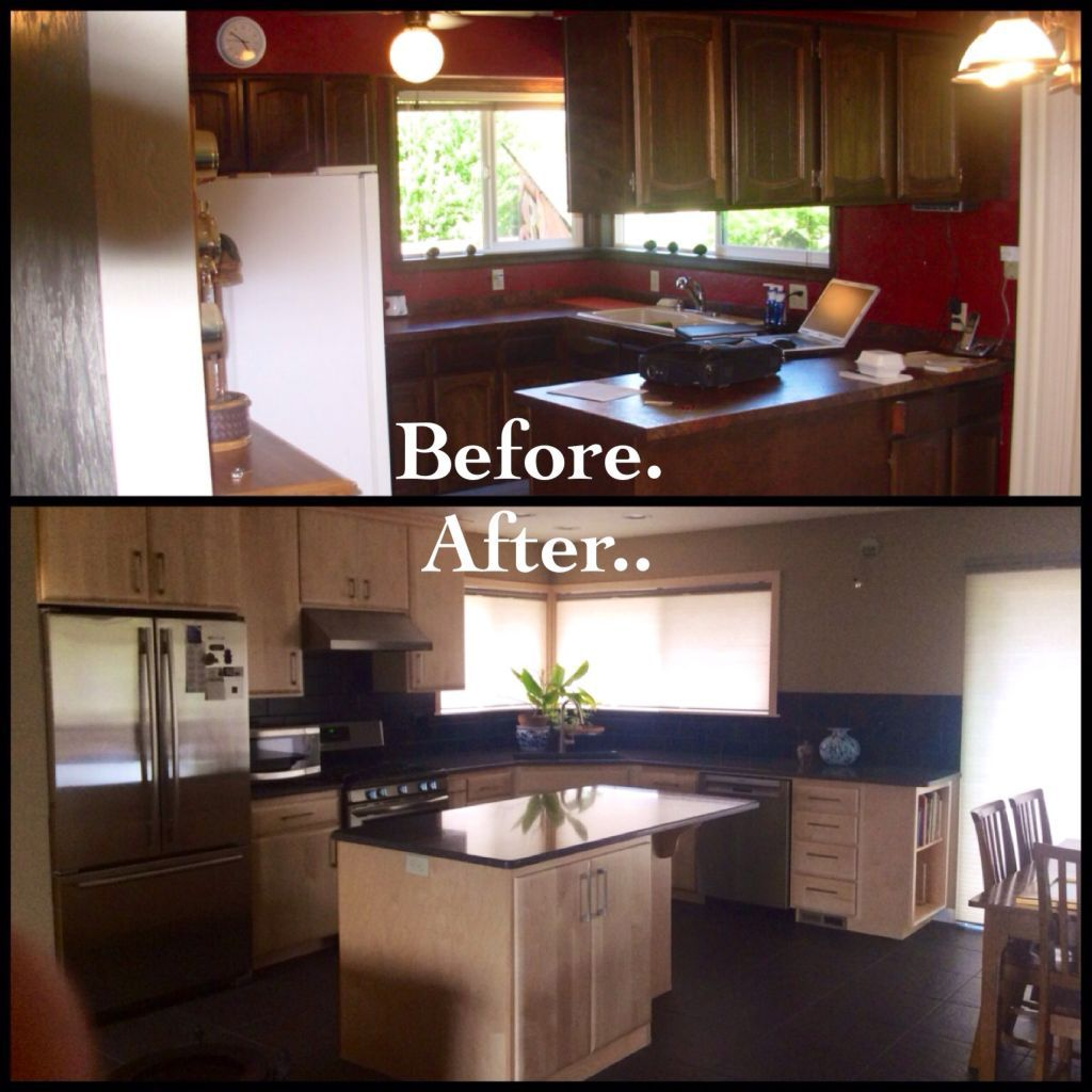 15 Best Kitchen Remodel Ideas: 15+ Hottest Kitchen Remodel Before And After On A Budget
