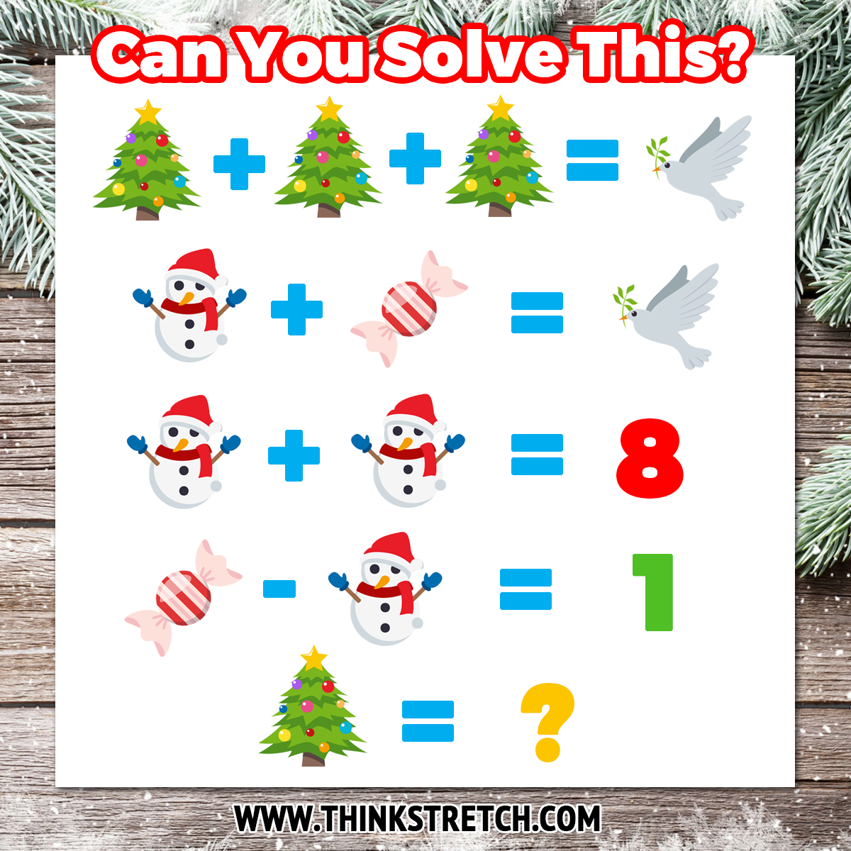 Pin By Thinkstretch On Math Monday Puzzles Amp Games With