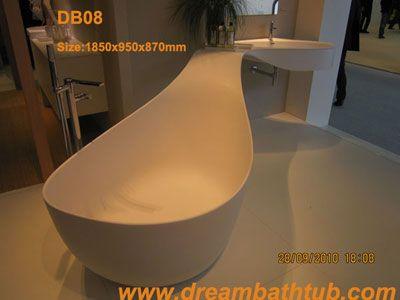 Product Name: Bathroom bathtub Item No.: DB08 Size: 1850x950x870mm ...
