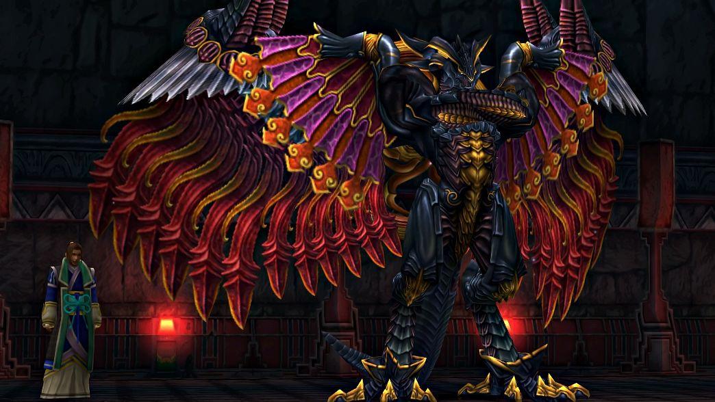 Final Fantasy X Final Fantasy X Bahamut Final Fantasy