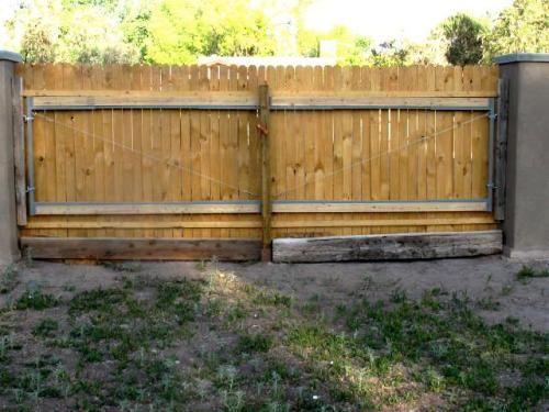 Adjust A Gate Original Series 60 In 96 In Wide Gate