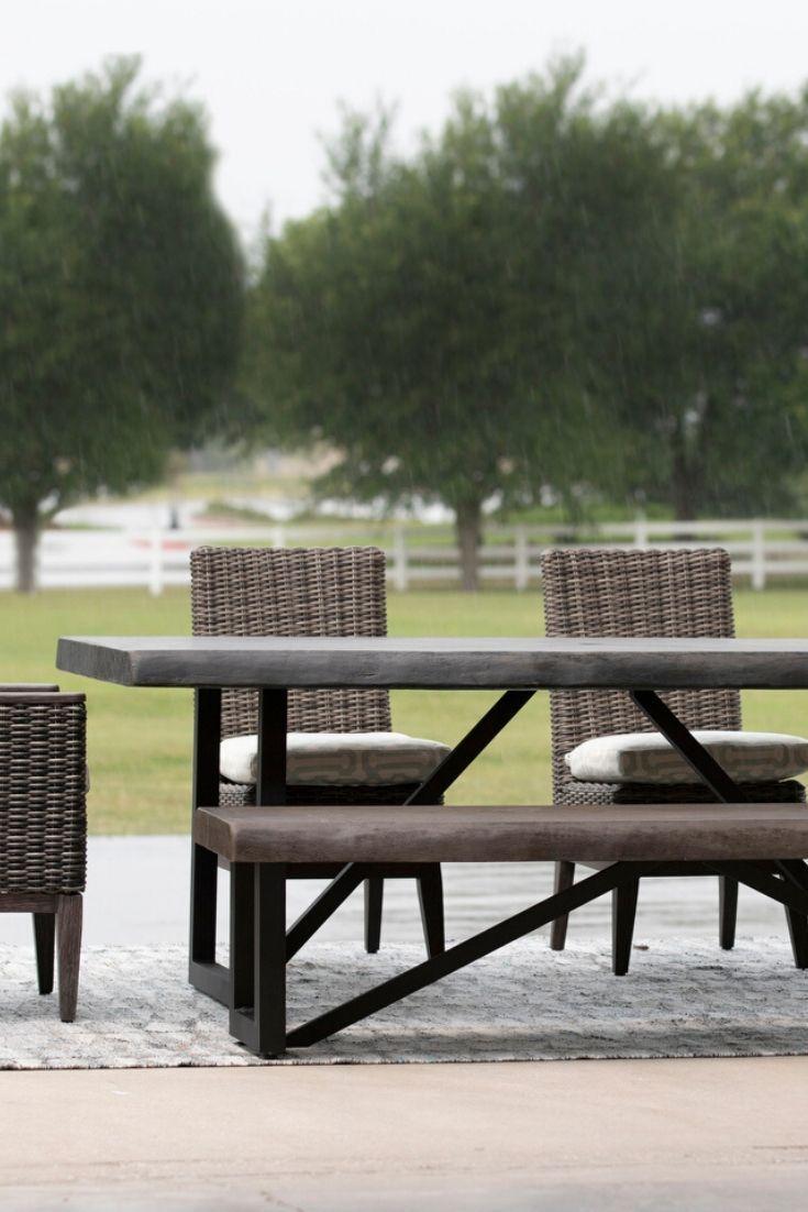 Chestnut Lawn Dining Ensemble | Brumbaugh's Fine Home ...