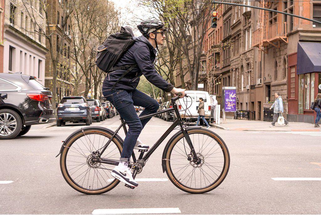 Priority 600 Commuter Bike Bike Photoshoot Bicycle